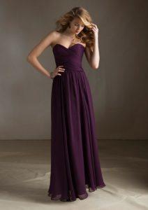 vestido de confección a medida