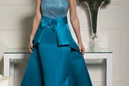 Alta Costura, vestidos de fiesta, elegante y exclusiva